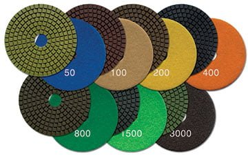 BD-400E Economy Diamond Polishing Discs