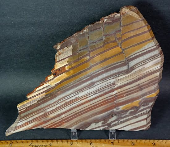 Striped Jasper Slab