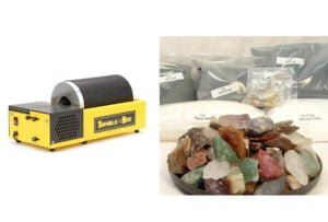 Tumble-Bee 1 x 4lb rock tumbler