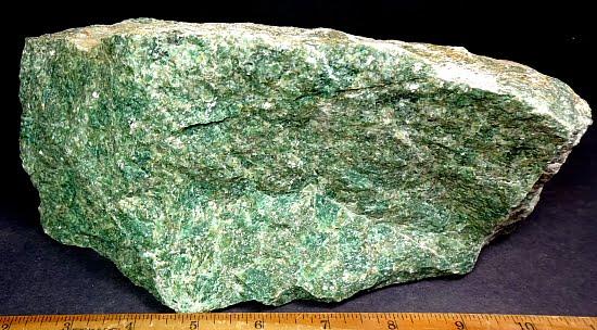 Fuchsite from Australia